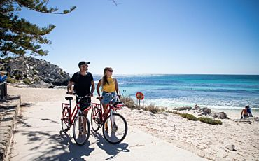 1 Day Experience Rottnest from Fremantle and Perth