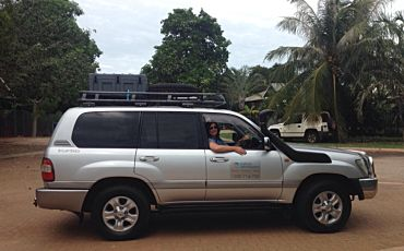 Half Day In Style Adventures Best of Broome Tour from Broome