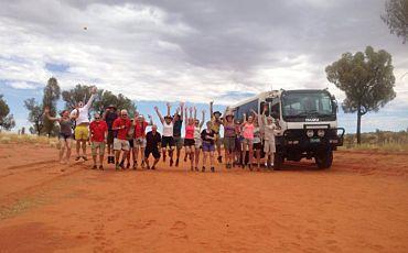 2.5 Day/2 Night Uluru and Kata Tjuta Camping Tour from Ayers Rock