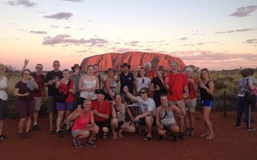 4 Day/3 Night Uluru and Red Centre 4WD Tour from Ayers Rock to Ayers Rock