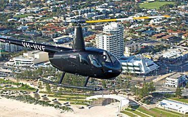 15 Min Fremantle Scenic Flight from Perth