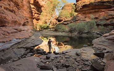 11 Day/10 Night TopDeck Rock N Top from Alice Springs