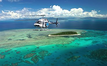 GBR Helicopters Scenic Helicopter Flights from Cairns
