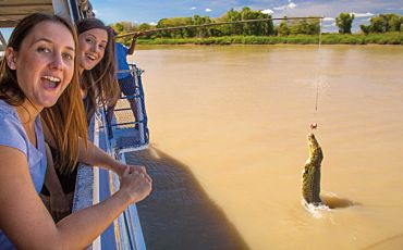 Half Day Jumping Crocodiles and Nature Tour from Darwin