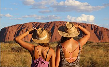 3 Day/2 Night The Rock Camping Tour from Alice Springs to Ayers Rock
