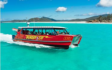 1 Day Whitsunday Islands  Thundercat Tour from Airlie Beach