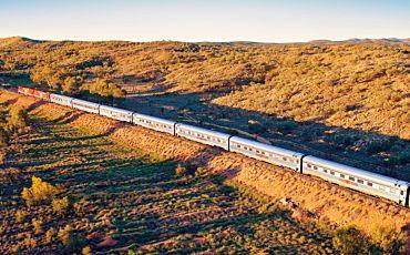 7 Day/6 Night Territory Tracks Rail Break from Ayers Rock to Darwin