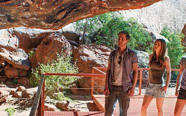 2 Day/1 Night Uluru and Kata Tjuta Highlights Tour from Ayers Rock to Ayers Rock