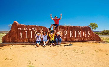 5 Day/4 Night Uluru, Watarrka National Park, The Alice Springs from Ayers Rock