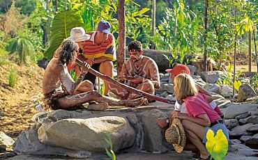 4 Day/3 Night Cairns Highlights, Rainforest and Reef Tour from Cairns