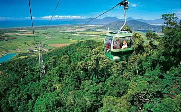 1 Day Nautilus Kuranda, Fly and Reef Cruise Tour from Cairns