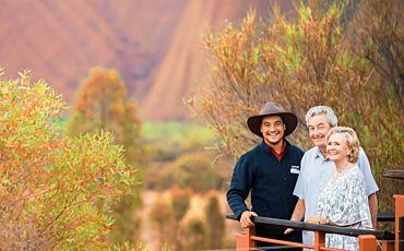 Uluru Sunrise and Kata Tjuta Tour from Ayers Rock to Ayers Rock