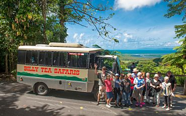 1 Day Billy Tea Safaris Daintree and Cape Tribulation 4WD Tour from Port Douglas