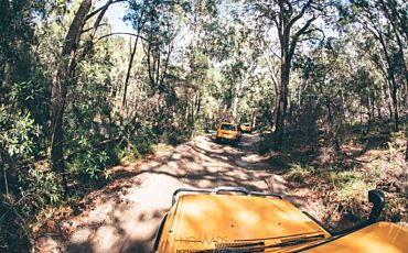 3 Day/2 Night Self Drive Fraser Island Hostel Tour from Noosa and RB - Nomads