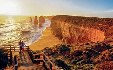 4 Day/3 Night Melbourne Sights and The Great Ocean Road Tour from Melbourne
