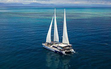 1 Day Ocean Spirit Michaelmas Cay Cruise from Cairns
