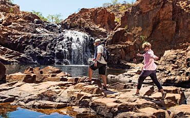 1 Day Katherine Gorge Cruise and Edith Falls Tour from Darwin