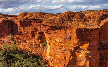 1 Day Kings Canyon and Outback Panoramas Tour from Ayers Rock