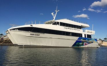Half Day Lady Musgrave Experience Whale Watching Tour from Bundaberg