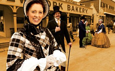 1 Day Sovereign Hill Tours from Melbourne