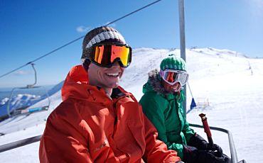 1 Day Mt Buller Ski Beginner Package from Melbourne