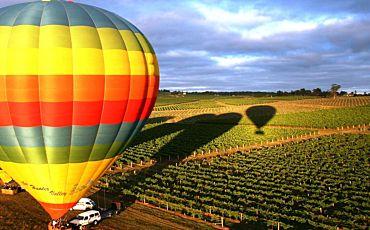 1 Hour Sunrise Ballooning Flight Experience from Hunter Valley