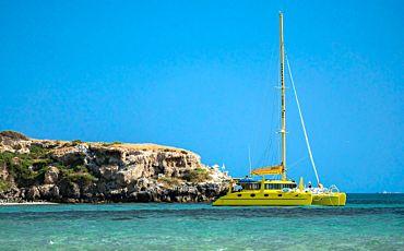 2.5 Hour Eco Adventure Sailing Tour from Rottnest Island