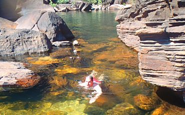 3 Day/2 Night Territory Expeditions Kakadu 4WD Tour from Darwin (May-Oct)