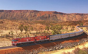 6 Day/5 Night The Outback Railway Tour from Adelaide to Alice Springs