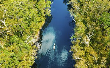 4 Day/3 Night Everglades Premium Glamping Package from Noosa