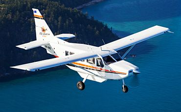GSL Aviation Whitsundays Reef and Island Scenic Flight from Airlie Beach