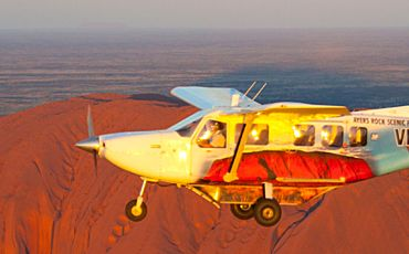 Uluru and Outback Scenic Plane Flights from Ayers Rock