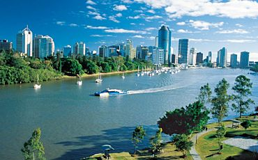 Half Day and 1 Day Brisbane City Sights and Cruise Tours