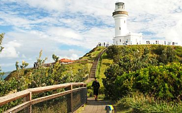 1 Day Byron Bay Highlights Tour from Gold Coast