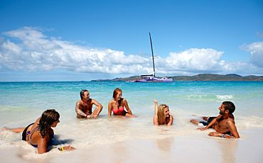 1 Day Camira Sailing Adventure from The Whitsundays