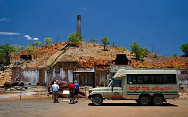 1 Day Billy Tea Safaris Chillagoe Caves, Wetlands and Outback from Port Douglas