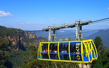1 Day Blue Mountains and Wild Life Experience Tours from Sydney