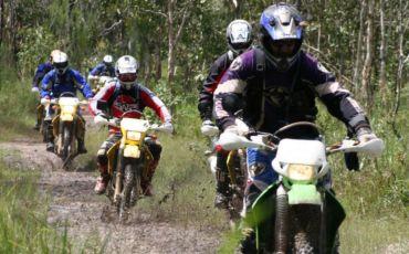 1 Day Kuranda and Atherton Tablelands Motorcycle Tour from Cairns