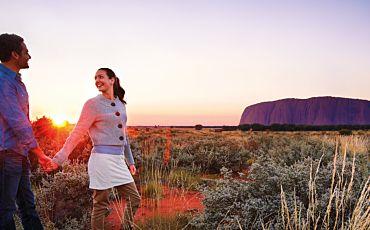 Uluru Sunset Tour from Ayers Rock Resort