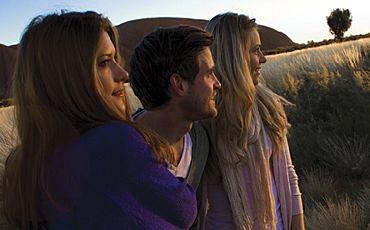 Half Day AAT Kings Uluru Sunrise Tour from Ayers Rock Resort