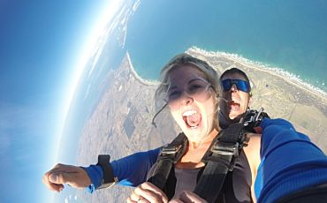 Great Ocean Road Tandem Skydive from Melbourne
