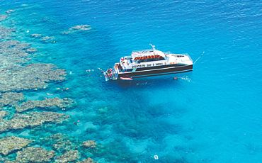 1 Day Dreamtime Dive and Snorkel Experience Tour from Cairns