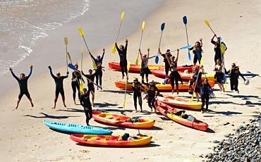 Go Sea Kayak from Sydney