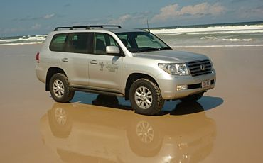 1 Day Fraser Island 4WD Exclusive Charter from Noosa