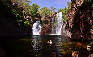1 Day Offroad Dreaming Litchfield National Park Tour from Darwin
