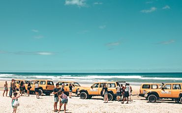 3 Day/2 Night Self Drive Fraser Island Camping Tour from Noosa and RB - Nomads