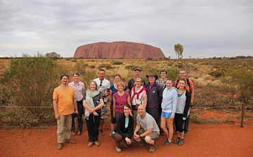 3.5 Day/3 Night Uluru and Red Centre 4WD Tour from Ayers Rock to Alice Springs