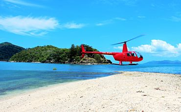 GSL Aviation Scenic Helicopter Flights from the Whitsundays