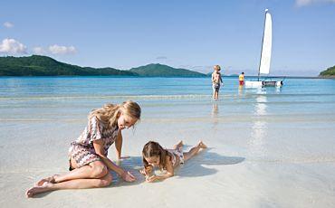 1 Day Hamilton Island Family Escape from the Whitsundays