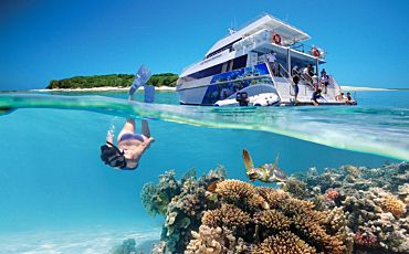 3 Day/2 Night Lady Musgrave Island Tour